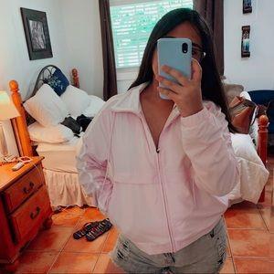 Adidas pastel jacket